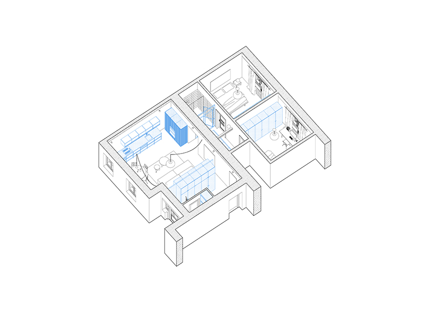 apartment se