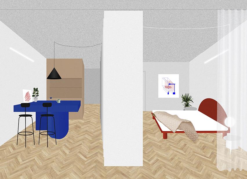 apartment r
